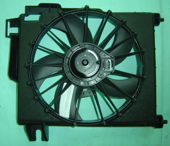 Cooling Fan-Condenser Fan Assembly-Chrysler-I YUAN ...